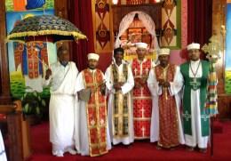 Clerge ethiopien