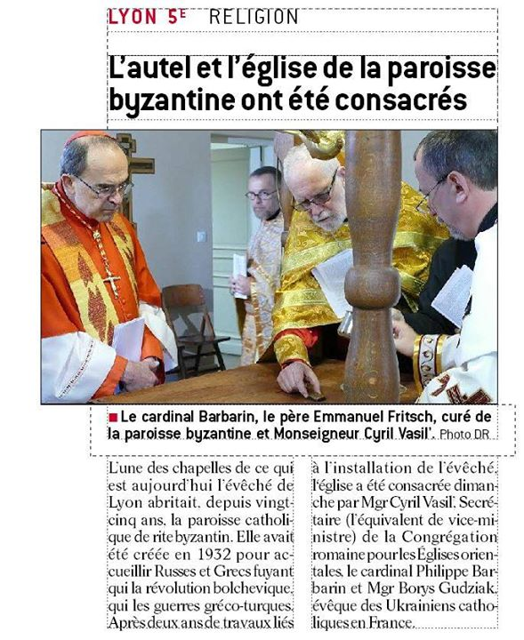 article-consecration